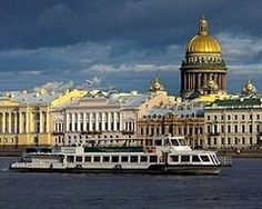 On the rivers and canals of St.Petersburg