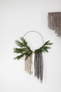 Minimal Holiday Decor