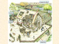 Vivienda medieval