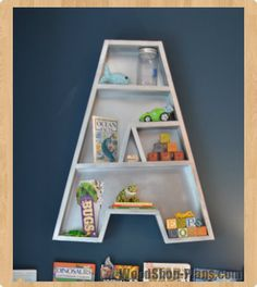 letter bookshelves letter shelf kids bookshelves diy diy letter letter wall initial bookshelf letter tho find letter bookshelf awesome