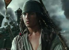 Young Jack Sparrow - oh my!