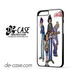 Gorillaz DEAL-4788 Apple Phonecase Cover For Iphone 6 / 6S