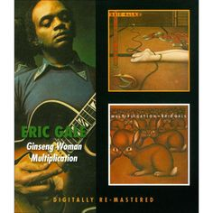 Eric Gale - Ginseng Woman/Multiplication (CD)