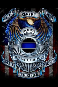 To all my brothers and sisters who have died in the line of duty.