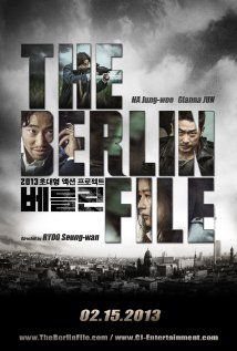 "The Berlin File- ""Exposed during an illegal arms trade gone wrong in Berlin, a North Korean ""ghost"" agent finds himself in the crosshairs of an international manhunt. Was he betrayed by his wife or his country? He must prepare to make the ultimate sacrifice."" imdb.com"