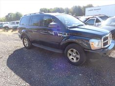 """This vehicle has a bad head gasket.  The interior is clean.  Transmission and transfer case appear to be functioning properly.  The vehicle has keys, 17"""" wheels; power door windows and locks; cloth interior; gray; interior trim code L5D5; power heated mirrors; 4.7 Liter engine; Automatic Transmission."""