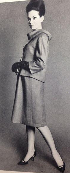 Michel Goma 60s French Vogue