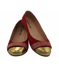 Sapatilha Vermelha Cap Toe e Hotfix SAPATILHA SHOP (Ref: 2621) + frete grátis http://www.sapatilhashop.com.br/sapatilha-vermelha-cap-toe-e-termcolantes-sapatilha-shop.html