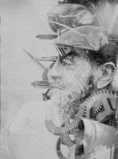 Ghosts of Industry by Myles Lockhart Walker, via Behance