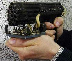 7 Dart machine gun, (I think)
