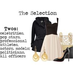 The Selection - twos