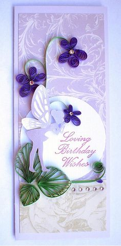violet fairy by ..::aga::.., via Flickr