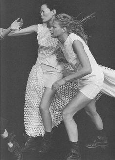 A Windy Summer  Magazine: Vogue Italia, Peter Lindbergh