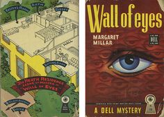 margaret millar first edition books - Google Search Life Sentence, Books To Read, Mystery, Scene, Google Search, Reading, Cover, Reading Books, Slipcovers