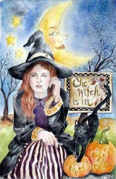 Magick Wicca Witch Witchcraft:  #Witch, Molly Harrison.