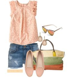 Sweet tee for your casual summer <3 Win $ 50 Sephora Gift Card Giveaway on Bmodish.com. It will be ends on June, 23th 2013