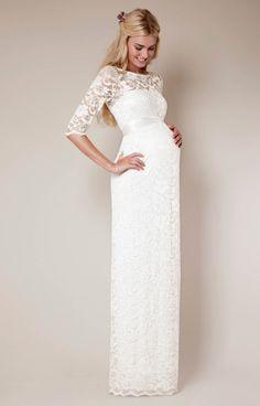 Свадебное платье для беременных Amelia Gown, Tiffany Rose