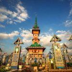 Cimitirul Vesel cu Peter Hurley - Foto: Laura Stoica Hurley, Romania, Drum, Big Ben, Tower, Lifestyle, Building, Travel, Viajes