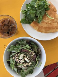 Lox Crepe and a Blue Cheese Salad at Merchant Houston in the Galleria area Houston Shopping, Houston Galleria, Biggby Coffee, Coffee Coupons, Wholesale Coffee, Blue Cheese Salad, Buy Coffee Beans, Houston Restaurants, Savory Crepes