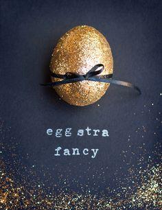 Egg-stra Fancy Decoration for easter