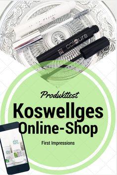Unser erster Eindruck zum Online-Shop Koswellges. - Produkttest - Insbesondere aufgrund der Vielzahl von Aloe Vera Produkten bekannt. Von Schminke bis Pflege ist dort alles zu erhalten. https://testbeautyblog.com