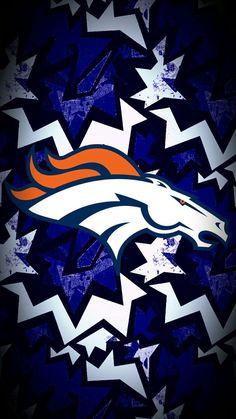 Elegant Cool Broncos Wallpaper