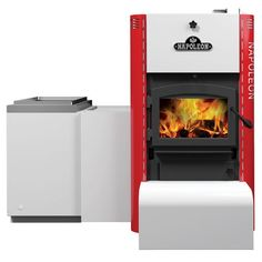 HMF150 - Wood Burning Furnace
