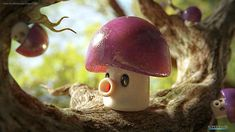 Click image for larger version.  Name:Puff-shroom_3D.jpg Views:213 Size:1.02 MB ID:397844