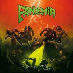 Pandemia - Aggression Desires [ep] (2015) | Thrash Metal