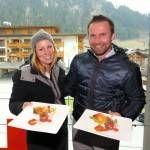 Lady-Skiwoche im Großarltal in Ski amadé, Piste, Party, Sonnenskilauf, Palmen, Zelt, Salzburg Apres Ski, Lady, Che Guevara, Skiing, Ski