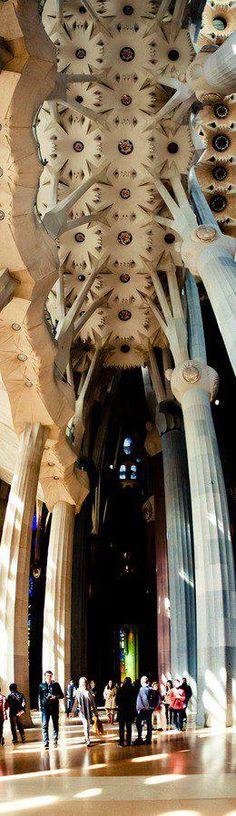 由安東尼奧·高迪,巴塞羅那聖家堂(Sagrada Familia)香格里拉