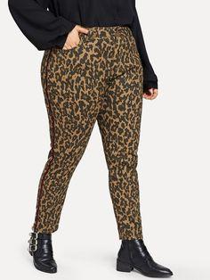 6455e397835 Leopard Print Skinny Jeans ( VIP Fashion Australia www ...