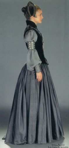 Star Wars Padme Amidala Packing Dress - Side view