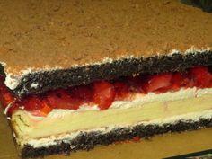 Domowe ciasta i obiady: Ciasto Calineczka