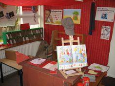 Themahoek Postkantoor 02 Nutsschool Maastricht