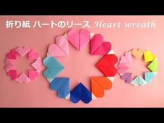 Origami for Everyone – From Beginner to Advanced – DIY Fan Origami Wreath, Origami Bow, Origami Star Box, Origami Dragon, Origami Fish, Origami Heart, Origami Flowers, Origami Folding, Paper Flowers