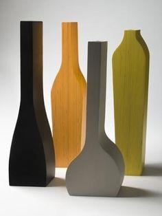 Skyscraper Vases