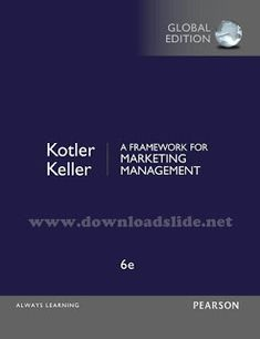 Information technology project management 8th edition by kathy a framework for marketing management 6th edition by kotler keller global edition fandeluxe Choice Image
