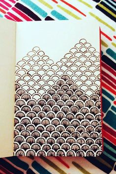 Absolutely Beautiful Zentangle patterns For Many Use (19)