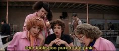 Grease, I have only seen it a million times!
