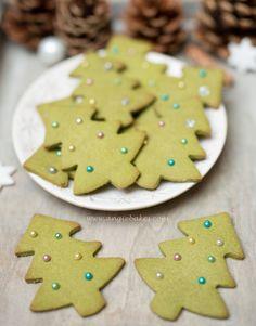 Matcha cookies | Angie