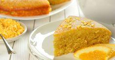 Torta vegan all'arancia e mandorle: la ricetta