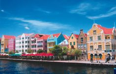 Willemstad. The Capital city of Curacao. Had am amazing time walking the city and taking photos of the beautiful and colorful architectural buildings influenced by Spanish colonies.