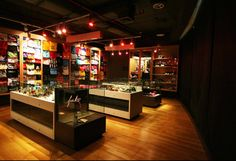 The Museum of Counterfeit Goods in Bangkok, Thailand by Tilleke & Gibbins. #Fakes #Replica #Phony #counterfeit