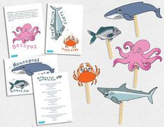 Slippery Fish Song Puppets … TeacherTalk … INSPIRING EARLY CHILDHOOD EDUCATORS