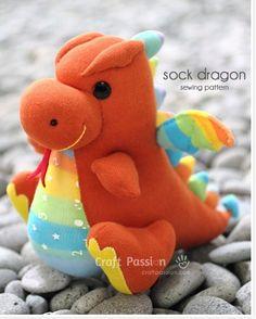 Sock Dragon  #Home #Garden #Trusper #Tip