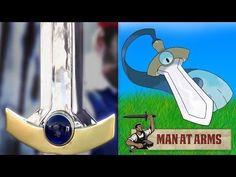 "Man At Arms Makes Pokemon ""Honedge"""