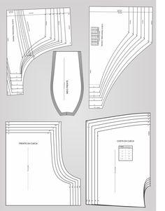 1 Underwear Pattern, Lingerie Patterns, Bra Pattern, Pattern Cutting, Pattern Making, Lingerie For Men, Mens Sweatpants, Pattern Drafting, Pattern Blocks