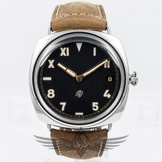 #Panerai PAM424 #Radiomir California Dial 47mm Watch #OCWatchCompany #WatchStore #WalnutCreek
