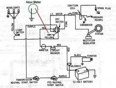 electrical diagram for john deere z445 bing images john deere rh pinterest com John Deere 445 Wiring-Diagram John Deere Z425 Fuel System